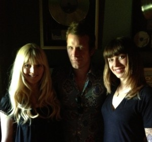 Melinda Hill, Thomas jane, and Jillian Lauren
