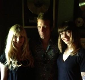 Melinda Hill, Thomas jane, and Jillian Lauren